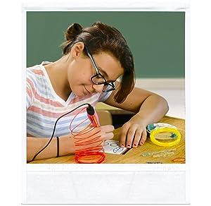 Polaroid, Draw, 3D Pen, 3D Art, STEAM, STEM, Craft, Hobby, Gift, Polaroid Draw, Stencil