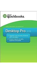 QuickBooks Desktop Pro 2018