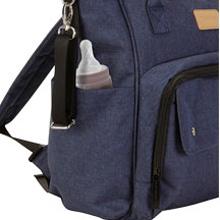Side Padded Bottle Pockets