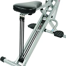 Sunny Health & Fitness Upright Row-N-Ride Exerciser