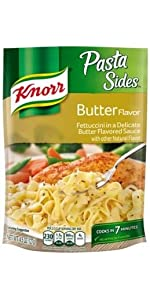 Knorr Pasta Sides, Butter