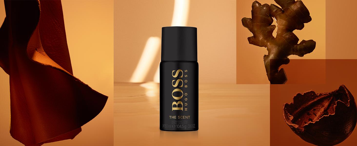 boss scent deodorant