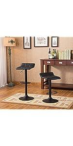 Amazon Com Roundhill Furniture Contemporary Chrome Air