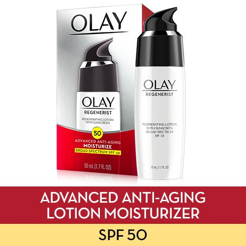 Amazon.com: Olay Regenerist Regenerating Face Lotion With
