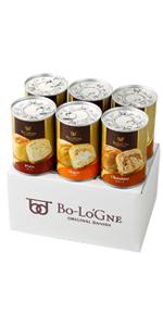 缶deボローニャ6缶