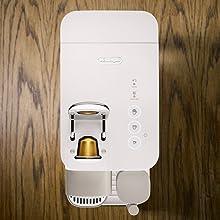 One touch fresh milk system