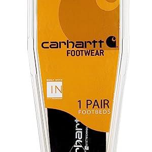 CMI9000, Carhartt footbeds, Carhartt Insoles