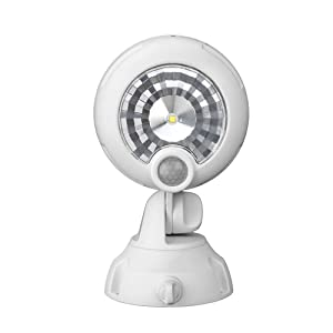 battery powered spotlight outdoor, led motion, security light, wireless outdoor light, led spotlight