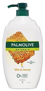 Milk & Honey Body Wash