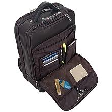 Computer bag, Laptop bag, Designer, Kenneth Cole, Reaction, backpack, professional backpack, bag,
