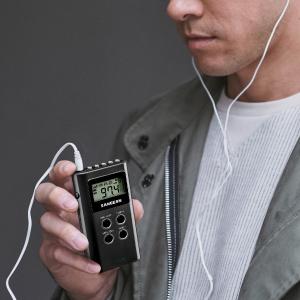 DT-180, SANGEAN, Sangean, am, fm, radio, pocket,