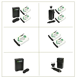 Wasabi Power NPBX1 Product Line