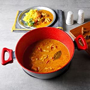 煮込み料理 フレーバー 両手鍋 フライパン