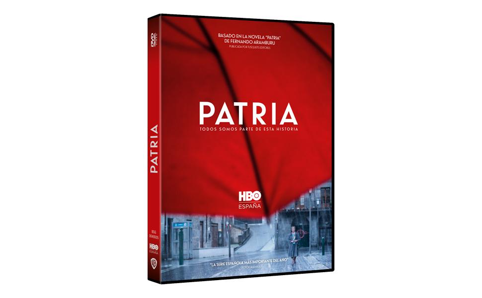 patria, dvd