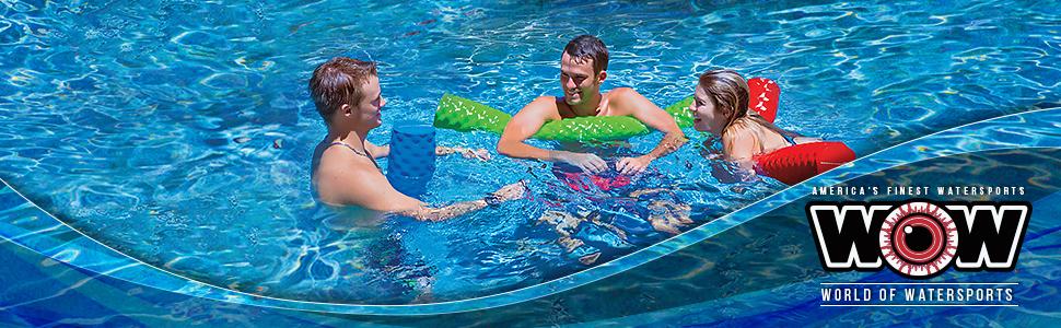WOW Pool Lounge Floats