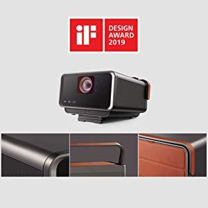 ViewSonic X10-4K Proyector SMART LED UHD portátil de tiro corto ...