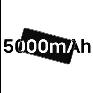 5000mAh Battery