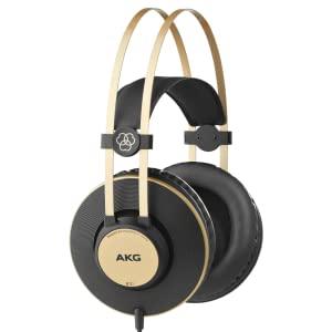AKG K92 High Performance Closed-Back Monitoring Headphones