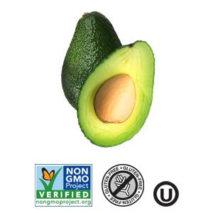 organic refined avocado oil non gmo gluten free