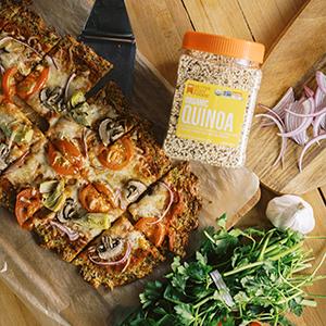 betterbody foods oarganic quinoa