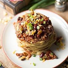 protein, protein pancakes, pancakes, pancake mix, whole grains, power cakes, kodiak cakes, non gmo