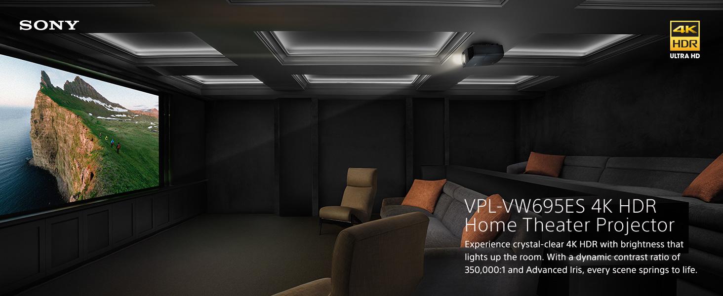 Resultado de imagen para SONY VPL-VW695ES