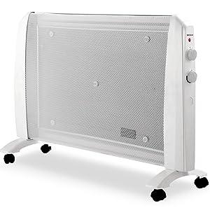 SOGO SS-18440 Radiador de Mica Bajo Consumo, Calefactor Eléctrico ...