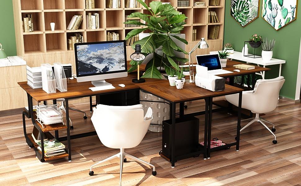 gaming computer desk