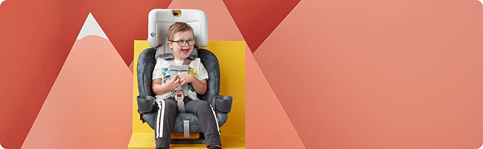 Century Drive On 3-in-1 Car Seat