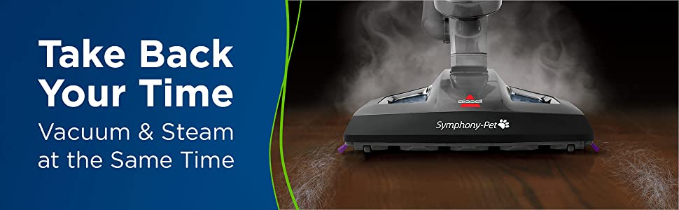 Mua Bissell Symphony Pet Steam Mop And Steam Vacuum