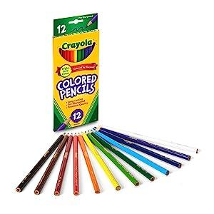 Crayola - Colored Pencils