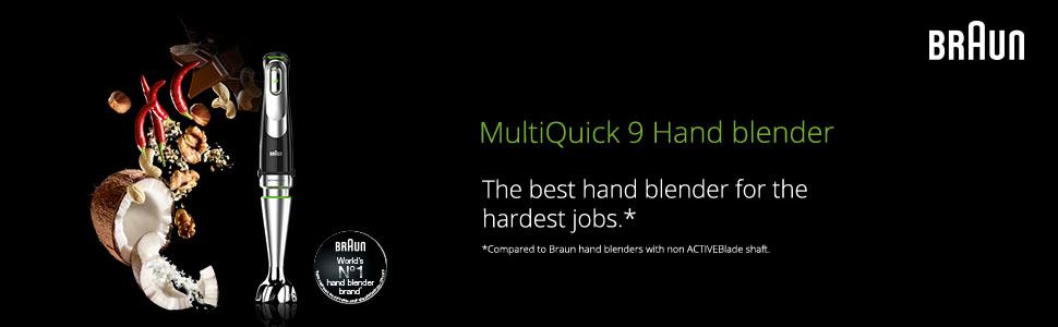MQ9; braun;hand blender