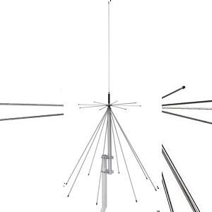 Sirio Antenas Sd-1300/Uhf, Antena Discone, Frecuencia RX 25 ...