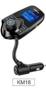 fm transmitter , fm transmitter for car, bluetooth receiver , bluetooth receiver for car