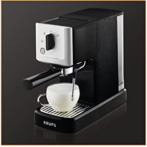format compact krups XP344010 machine expresso calvi café