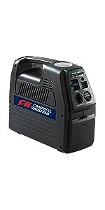 Inflator, tire inflator, ball inflator, portable inflator, compressor, 12 volt, campbell inflator