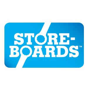 Store Board 5S Lean organization shadow boards
