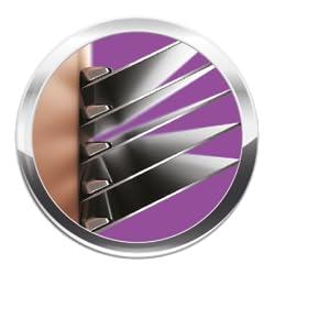 Wilkinson Sword Pack Ffp ECO Box Hydro Silk - Kit de depilación femenina con maquinilla de afeitar para mujer + 7 recambios de cuchillas
