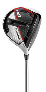 Amazon.com : TaylorMade Golf M6 Driver, 10.5 Loft, Left Hand ...
