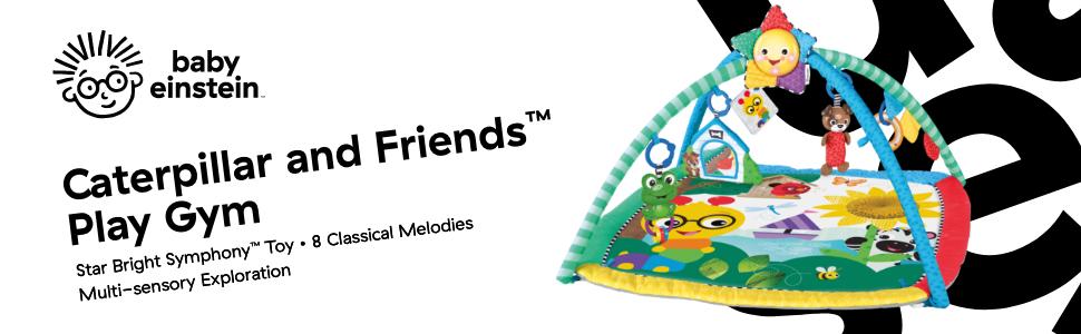 Baby Einstein Play Gym - Caterpillar and Friends