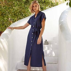 dresses, dresses for women, three dots