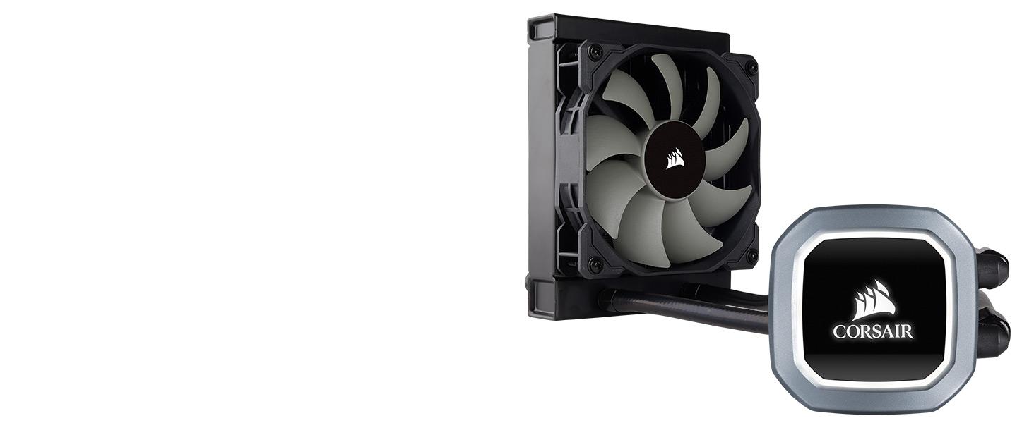 Hydro Series H60 (2018) 120mm Liquid CPU Cooler