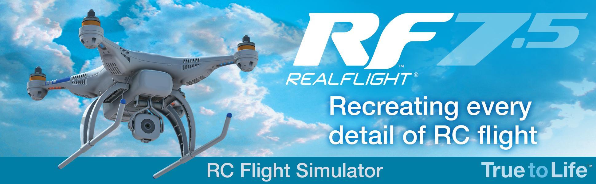 Realflight 7 5 Rc Simulator Manual