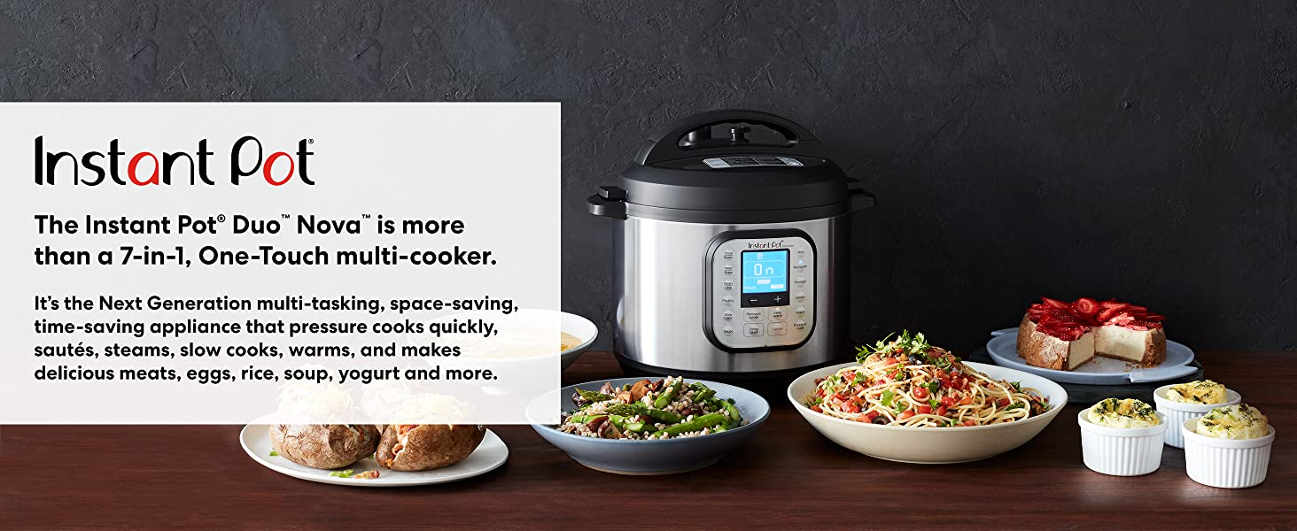 Instant Pot, Insta Pot, multicooker, pressure cooker