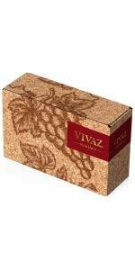ワイン wine 赤ワイン 白ワイン redwine whitewine VIVAZ ビバズ スペイン イバネサス バックインボックス 箱ワイン BIB 3L 大容量 ボックスワイン