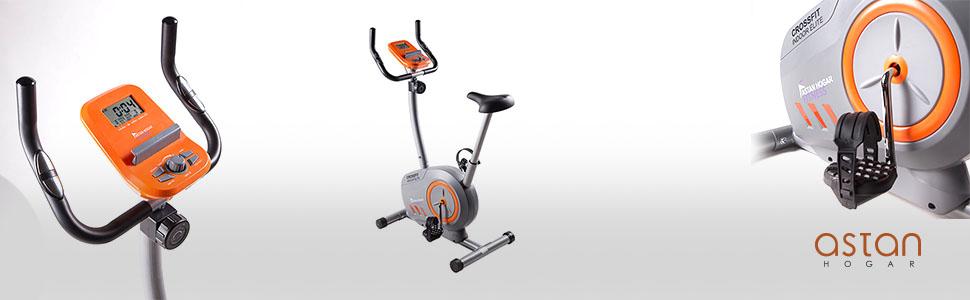 Astan Hogar Bicicleta Estática Crossfit Indoor Elite Ciccly AH ...