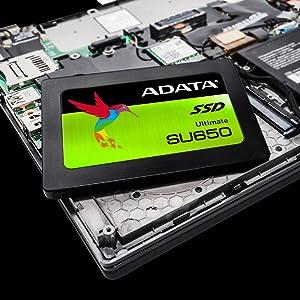 ADATA México, SU650, SSD, Unidad de Estado Sólido, Mejor SSD, Mejor Unidad de Estado Sólido