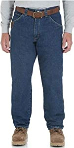 Wrangler Riggs Workwear Lined Relaxed Fit Jean