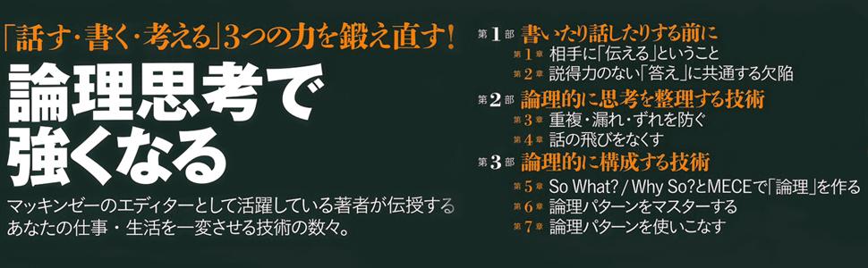 ロジカル・シンキング (Best solution)