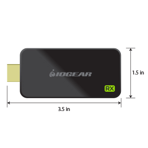 IOGEAR, Wireless Transmitter receiver HDMI